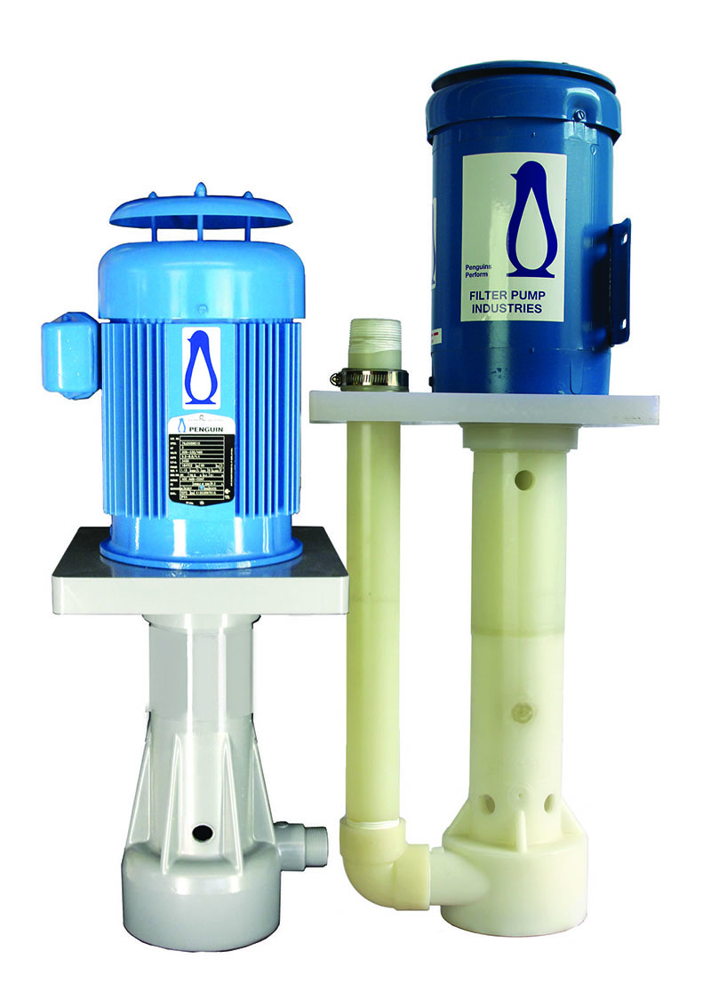 EXTENDED VERTICAL IMMERSIBLE PUMPS
