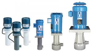 Vertical Sealless Pumps