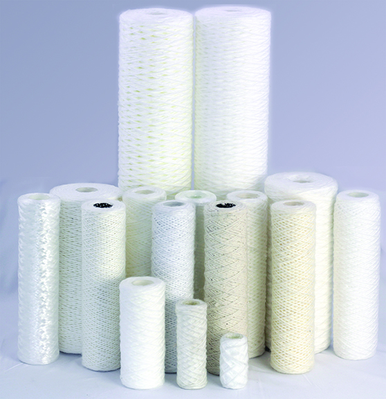 String Wound Cartridge Filters